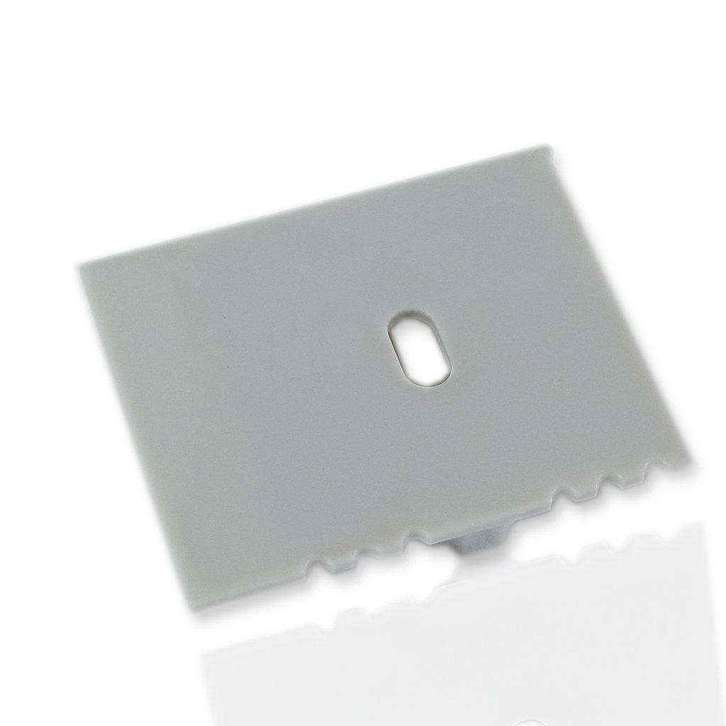 Мебельная фурнитура: Заглушка для профиля в ВДМ, Все для мебели, ИП Жаров В. Б.
