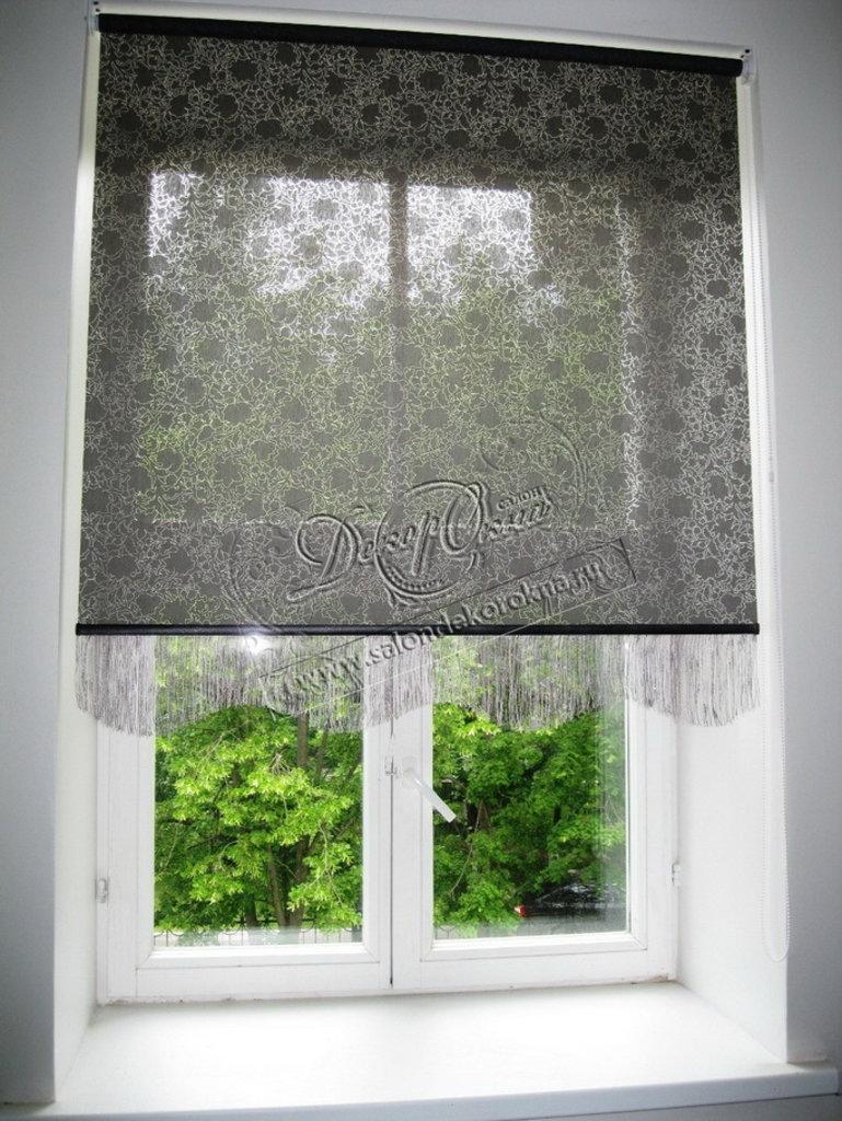 Рулонные шторы: Рулонные шторы на окна в Декор окна, салон