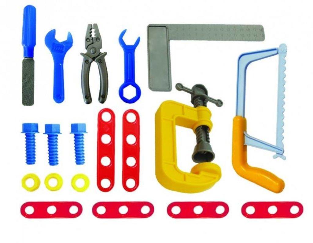 Игрушки для мальчиков: Совтехстром.  Слесарный набор У810 . Набор инструментов. в Игрушки Сити