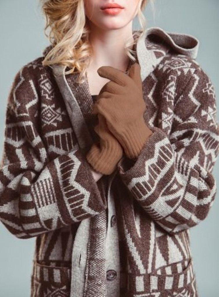 Варежки и перчатки: Перчатки из верблюжьей шерсти в Сельский магазин