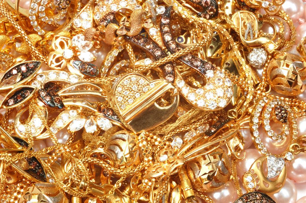 Ремонт ювелирных изделий: Проверка золота в Алмаз, ювелирная мастерская, ООО