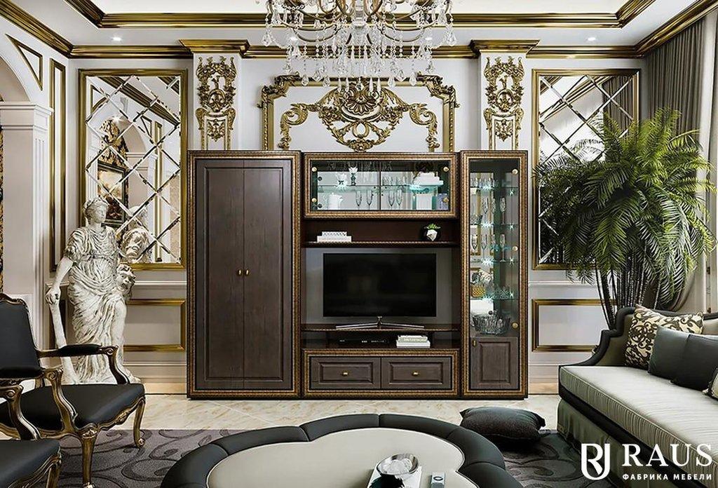 Гостиные: Гостиная Версаль (модульная система) в Уютный дом