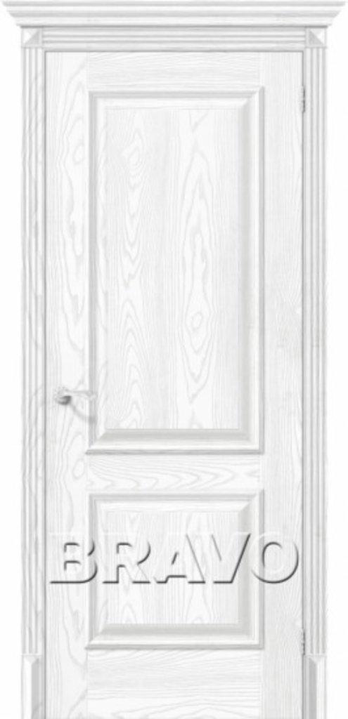 Двери экошпон BRAVO Classico: Классико-12 Silver Ash в STEKLOMASTER