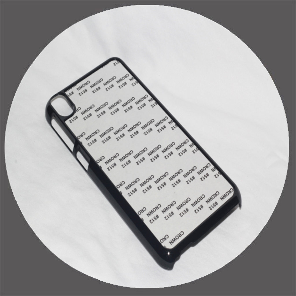 HTC: Чехол НТС 820 Черный пластиковый в NeoPlastic