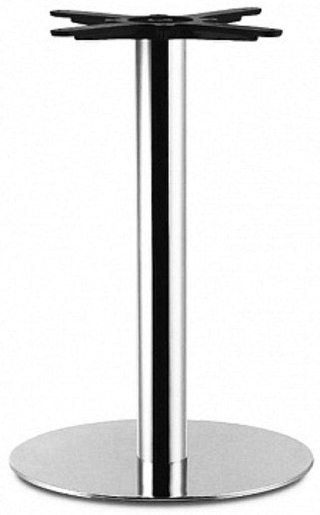 Подстолье, опоры: Подстолье 1261EM (хром) в АРТ-МЕБЕЛЬ НН