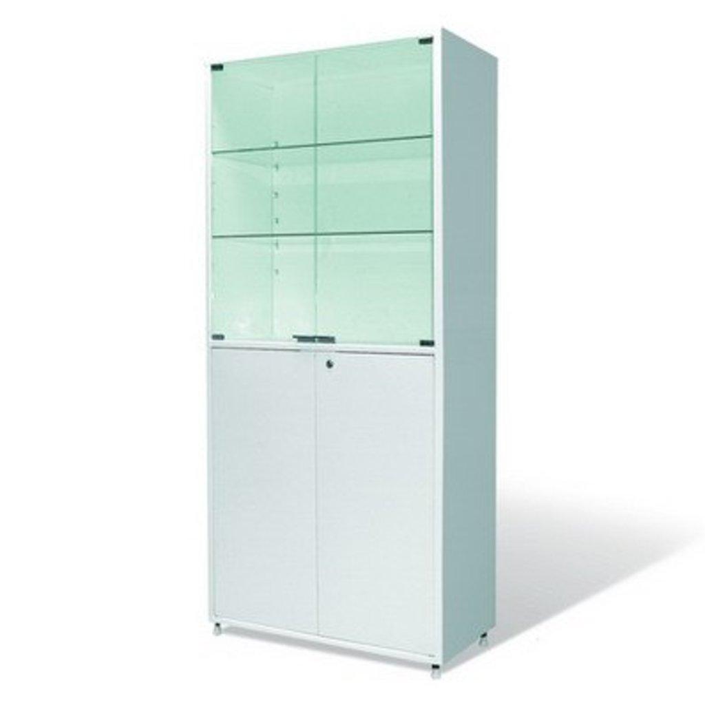 Шкафы медицинские металлические: Шкаф медицинский металлический ШМ-02 МСК-647.02 в Техномед, ООО