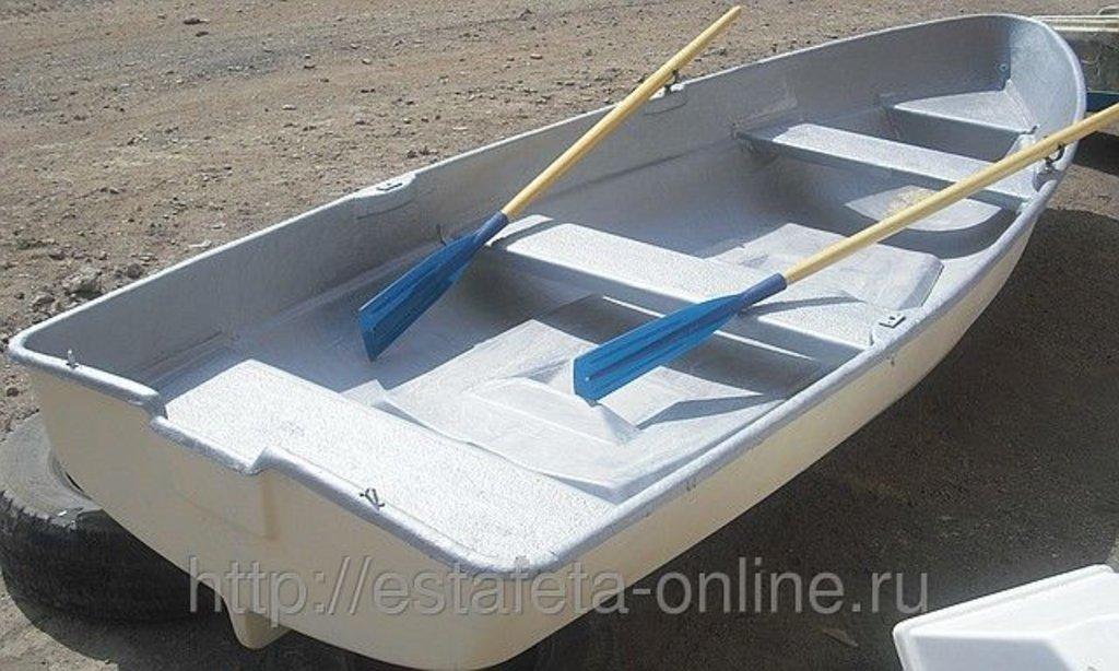 Пластиковые лодки: Лодка гребная «Спрей 430» в Спарта