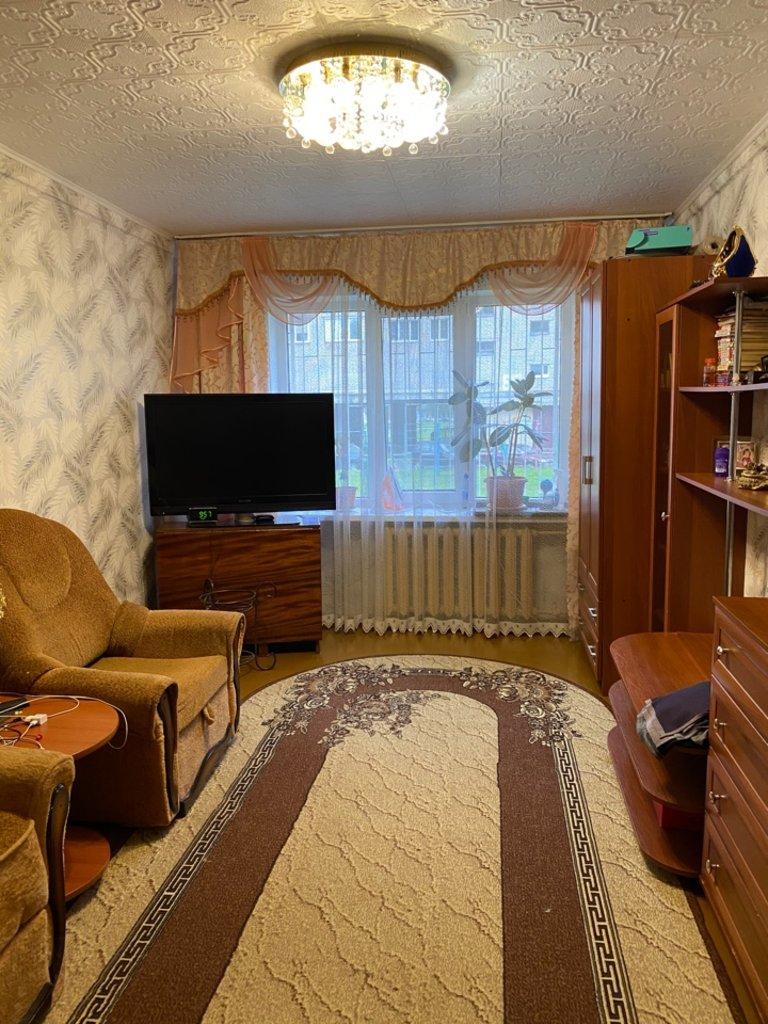 2-комн. квартира: 2-комнатная квартира улица Архангельская дом 42 в Перспектива, АН