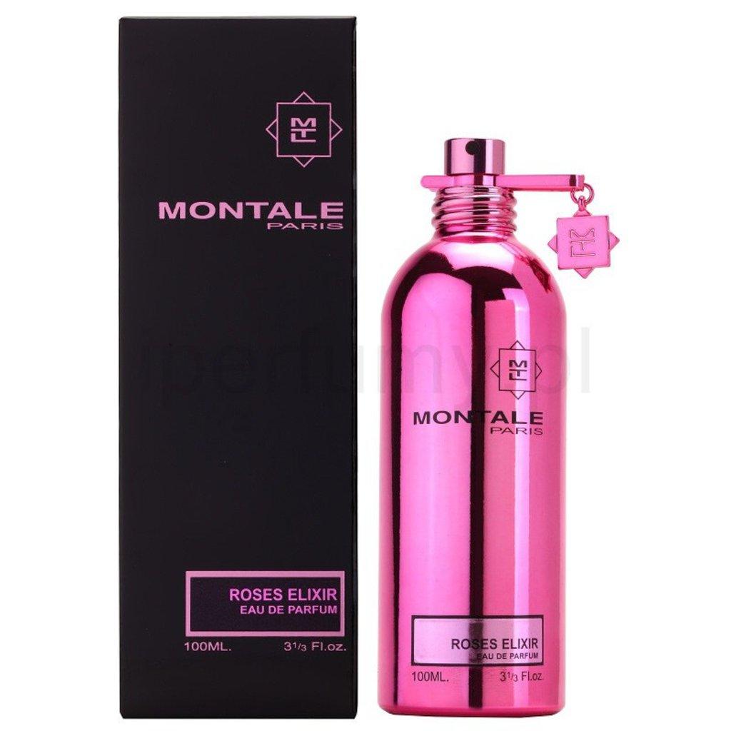 Montale (Монталь): Montale Roses Elixir (Монталь Роузес Эликсир) edp 100 ml в Мой флакон