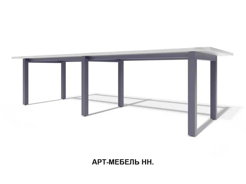 Подстолья для столов.: Подстолье 0.51 (чёрный) в АРТ-МЕБЕЛЬ НН