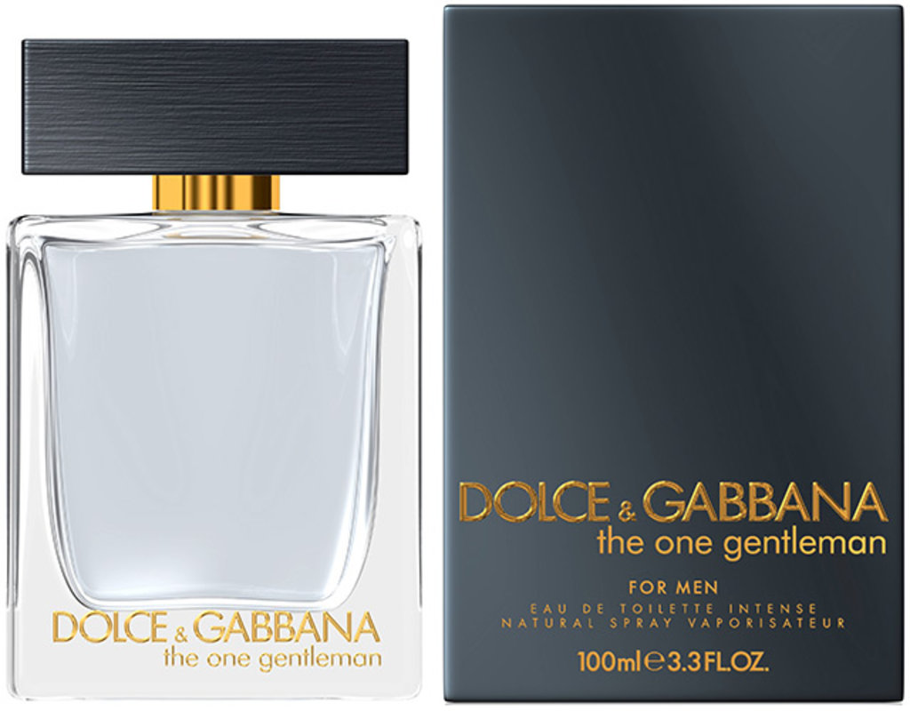 Dolce&Gabbana: D&G The One Gentleman Туалетная вода edt муж 100 ml в Элит-парфюм