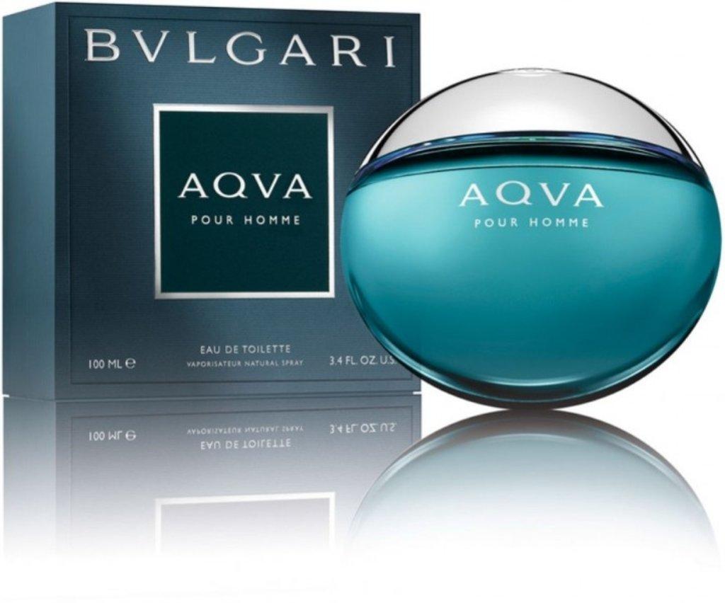 Bvlgari: Туалетная вода Bvlgari Aqua edt м 100 ml в Элит-парфюм