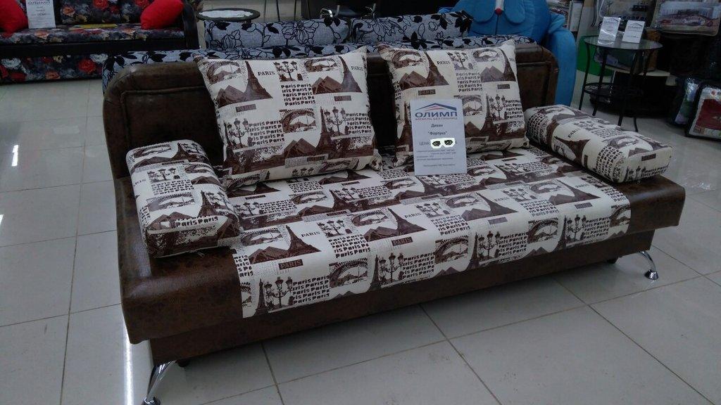Диваны еврокнижки: Фортуна в НАША МЕБЕЛЬ, мебельная фабрика, ИП Бунтилов С.Н.