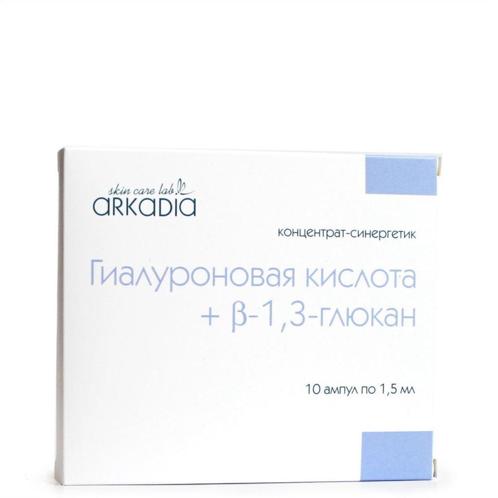 Инъекции: Гиалуроновая кислота + B-глюкан в Косметичка, интернет-магазин профессиональной косметики