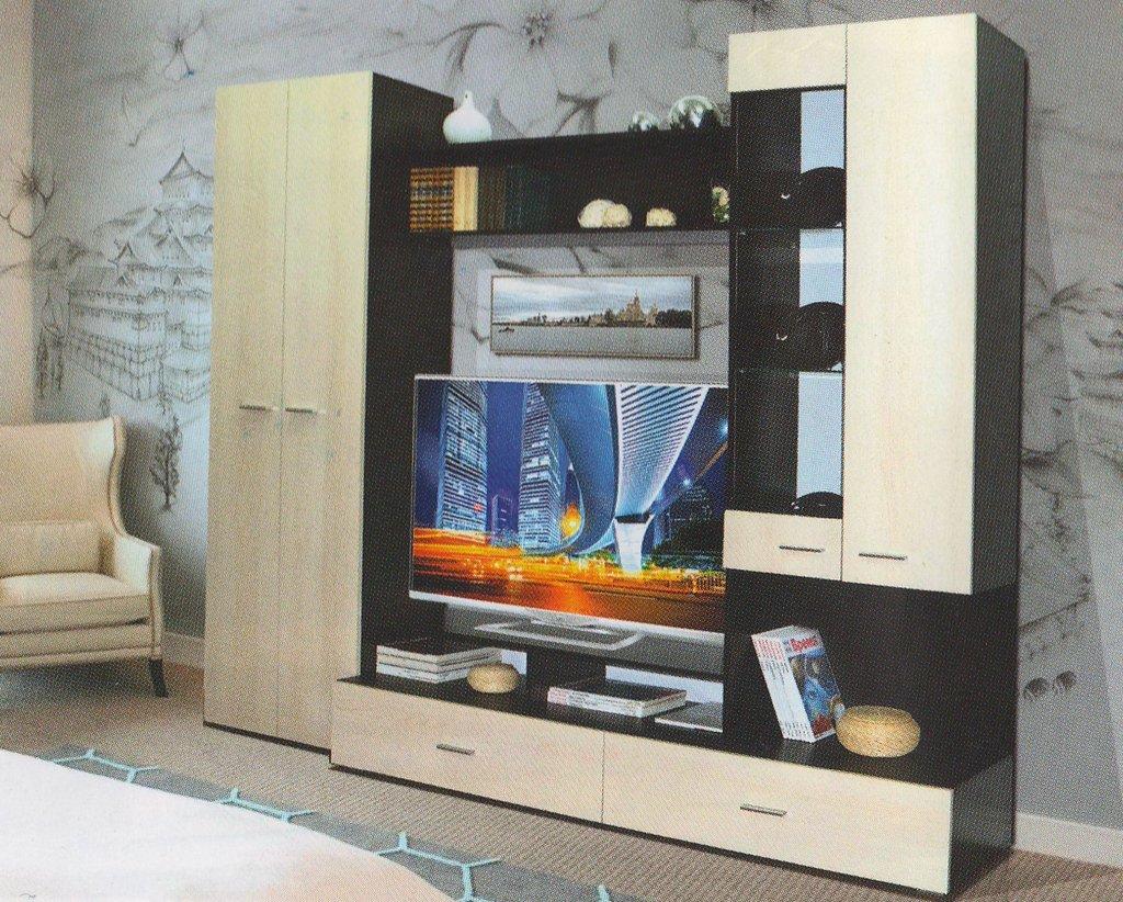 Мебель для гостиных, общее: Стенка Эмма в Стильная мебель