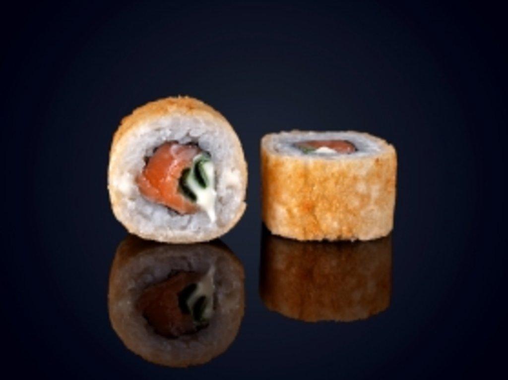 Лосось: Амондо Темпура в МЭСИ суши&роллы