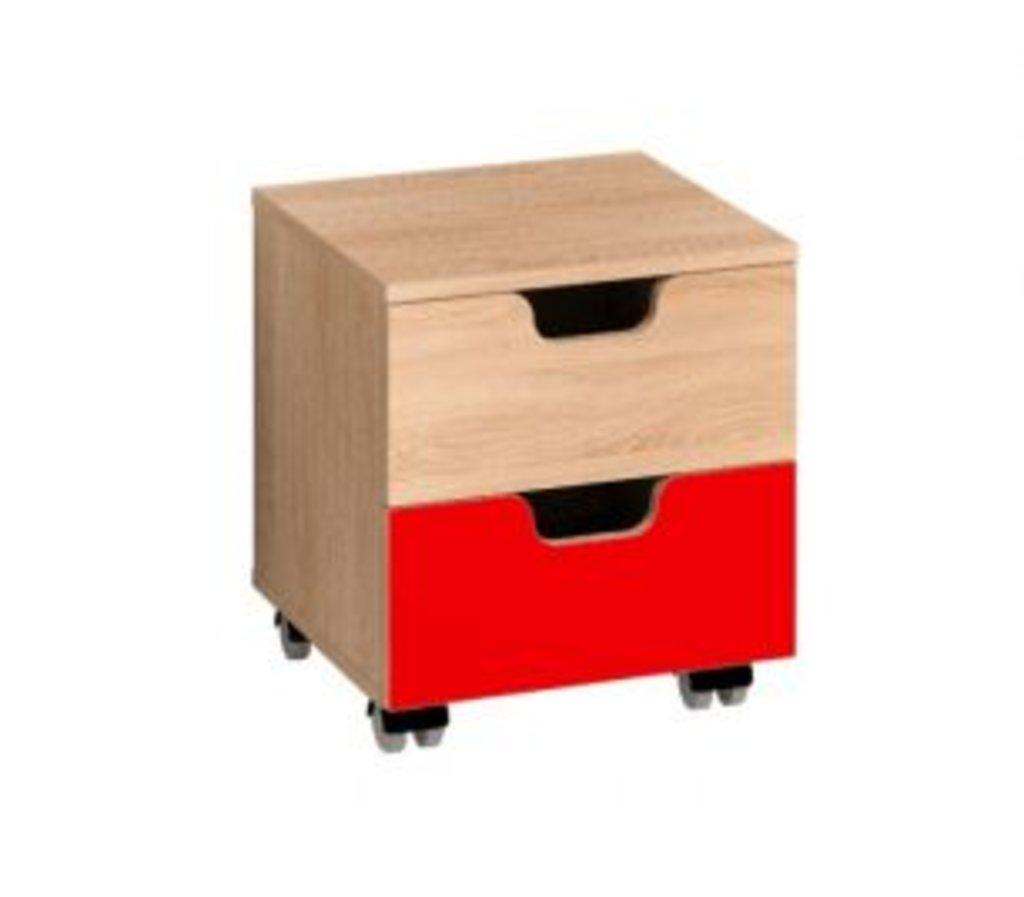 Тумбочки детские: Тумба Автобус 3 в Стильная мебель