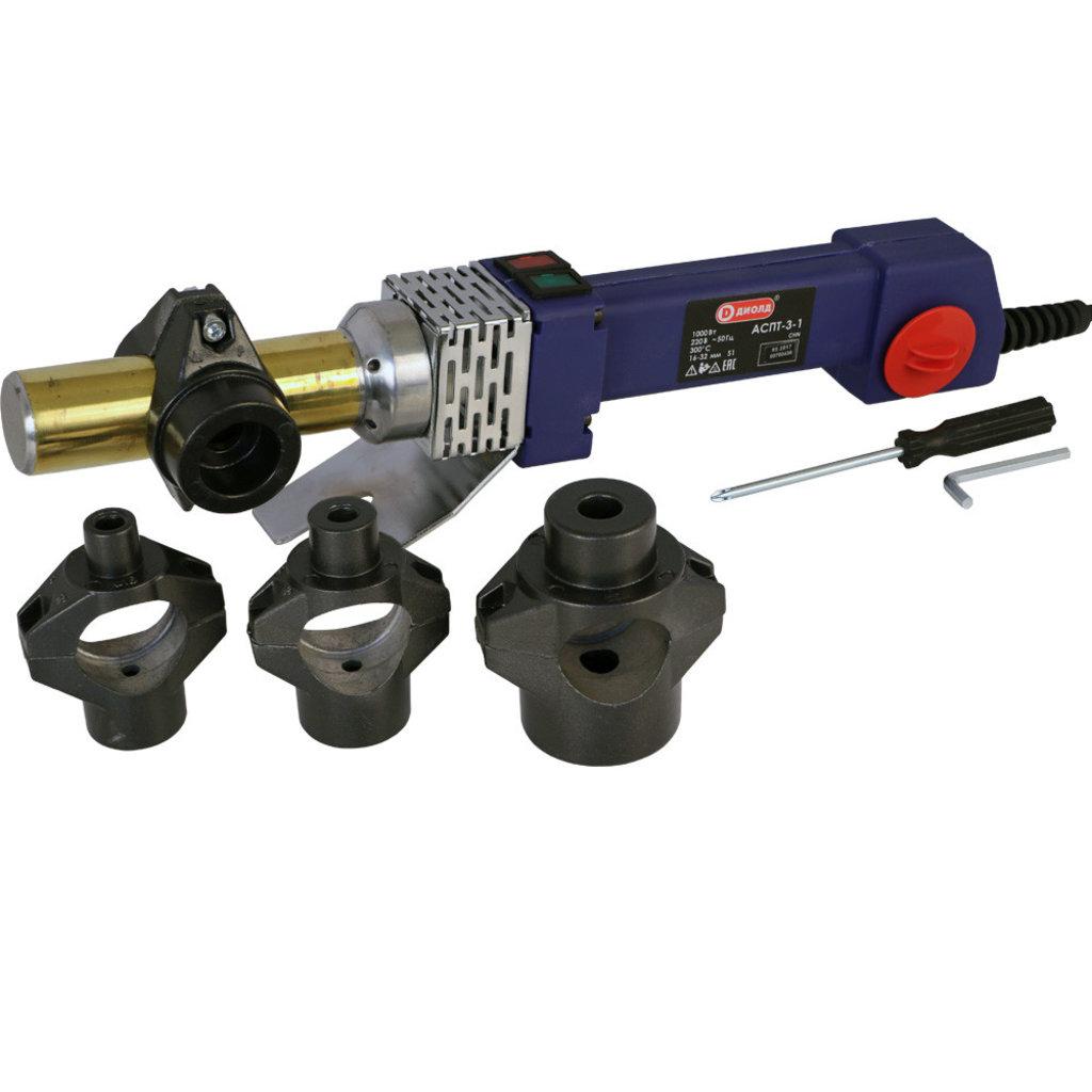 Сварочное оборудование: Сварочный аппарат для пластиковых труб АСПТ-3-1 10150070 в Арсенал, магазин, ИП Соколов В.Л.