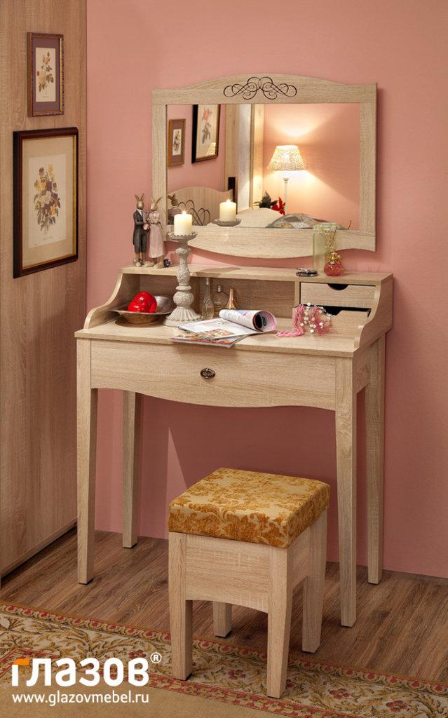 Туалетные столики и консоли: Стол туалетный ADELE10 в Стильная мебель