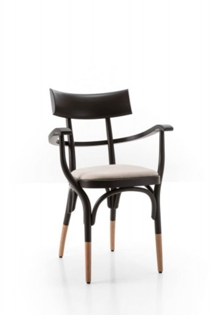 Стулья, кресла деревянный для кафе, бара, ресторана.: Кресло 323026 в АРТ-МЕБЕЛЬ НН
