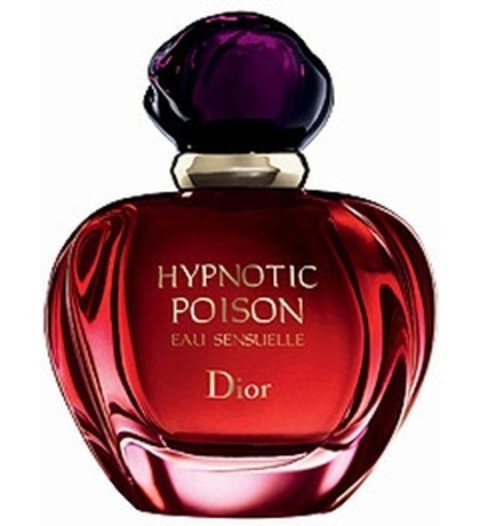 Christian Dior  (Кристиан Диор): Christian Dior Hypnotic Poison Eau Sensuelle (Кристиан Диор Гипнотик Пуазон Эу Сенсуэль) edp 100ml в Мой флакон