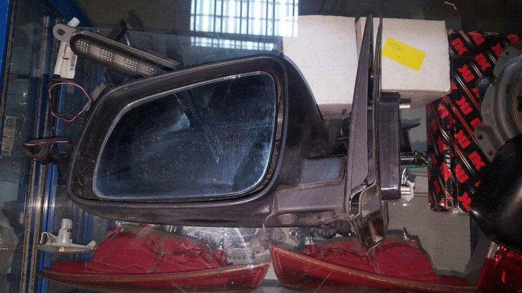 Зеркала заднего вида: Зеркало заднего вида Lancer X левое 5 проводков в VINcode