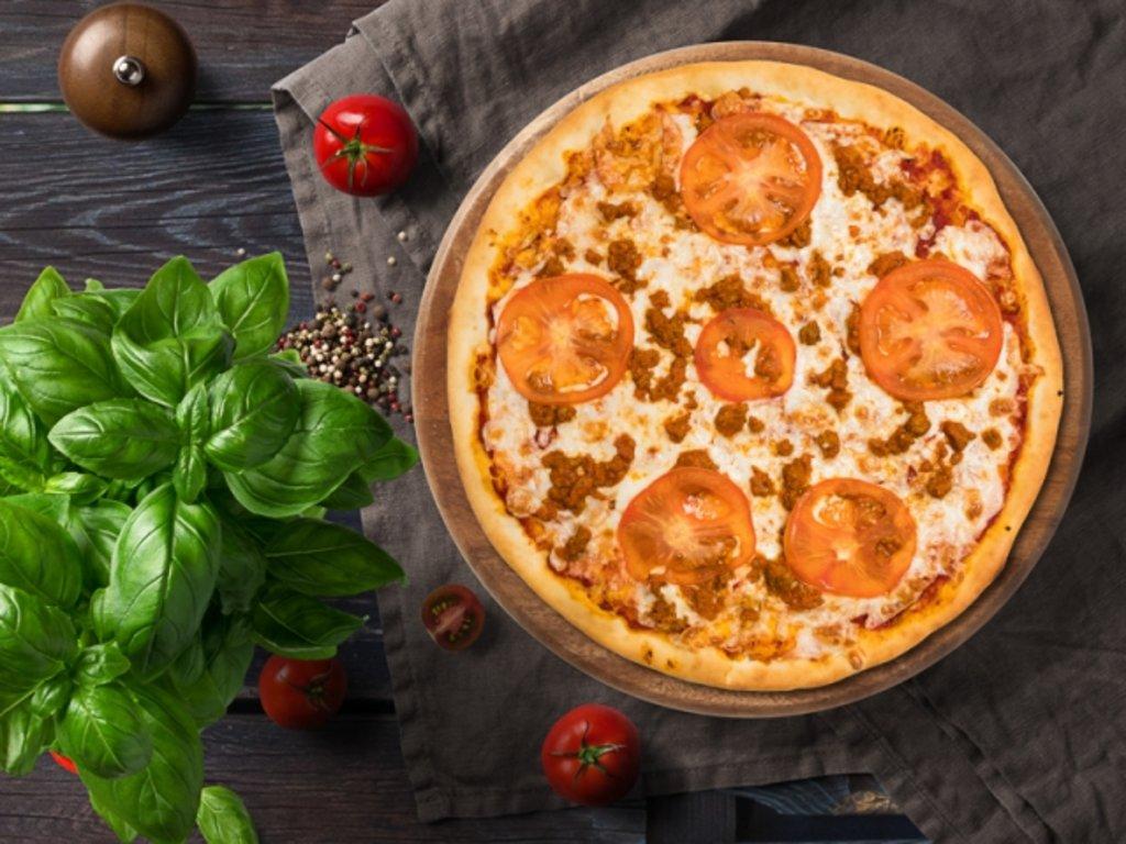 Пицца: Болоньезе пицца в МЭСИ суши&роллы