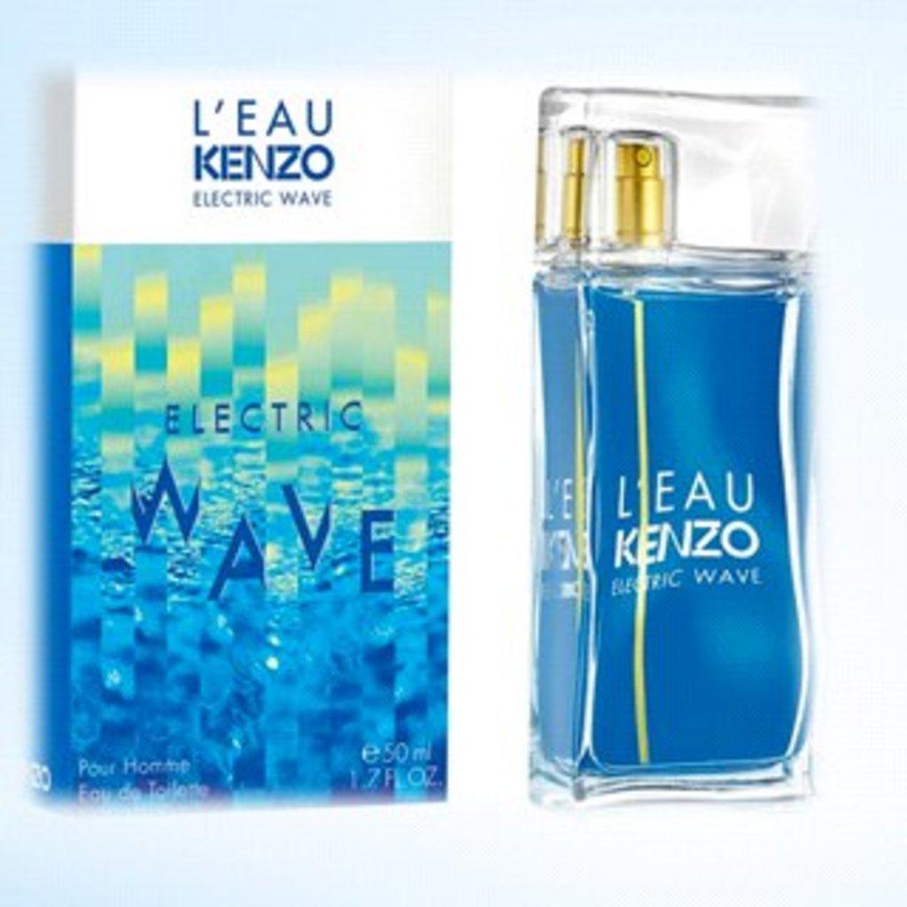 Kenzo (Кензо): Kenzo L'Eau Kenzo Electric Wave Pour Homme (Кензо Лё Кензо Электрик Вэйв Пур Хом) edt 100ml в Мой флакон