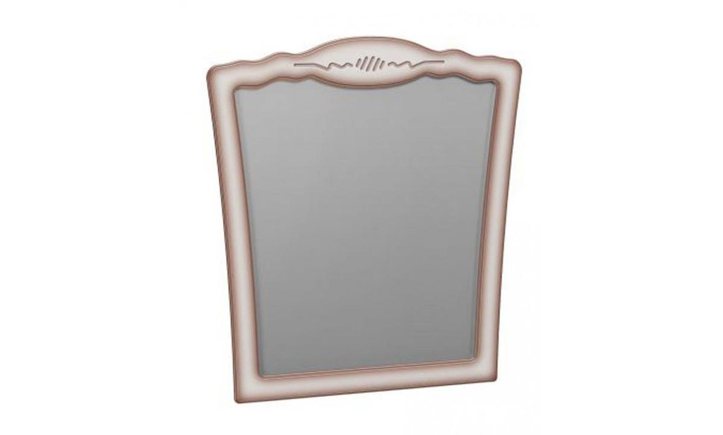 Спальный гарнитур Виктория (лак): Зеркало настенное Виктория (лак) в Уютный дом