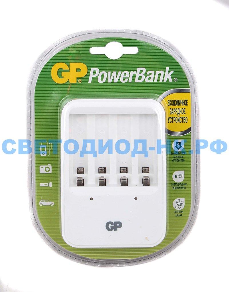 Зарядные устройства: Зарядное устройство GP РB420GS-2CR1 в СВЕТОВОД