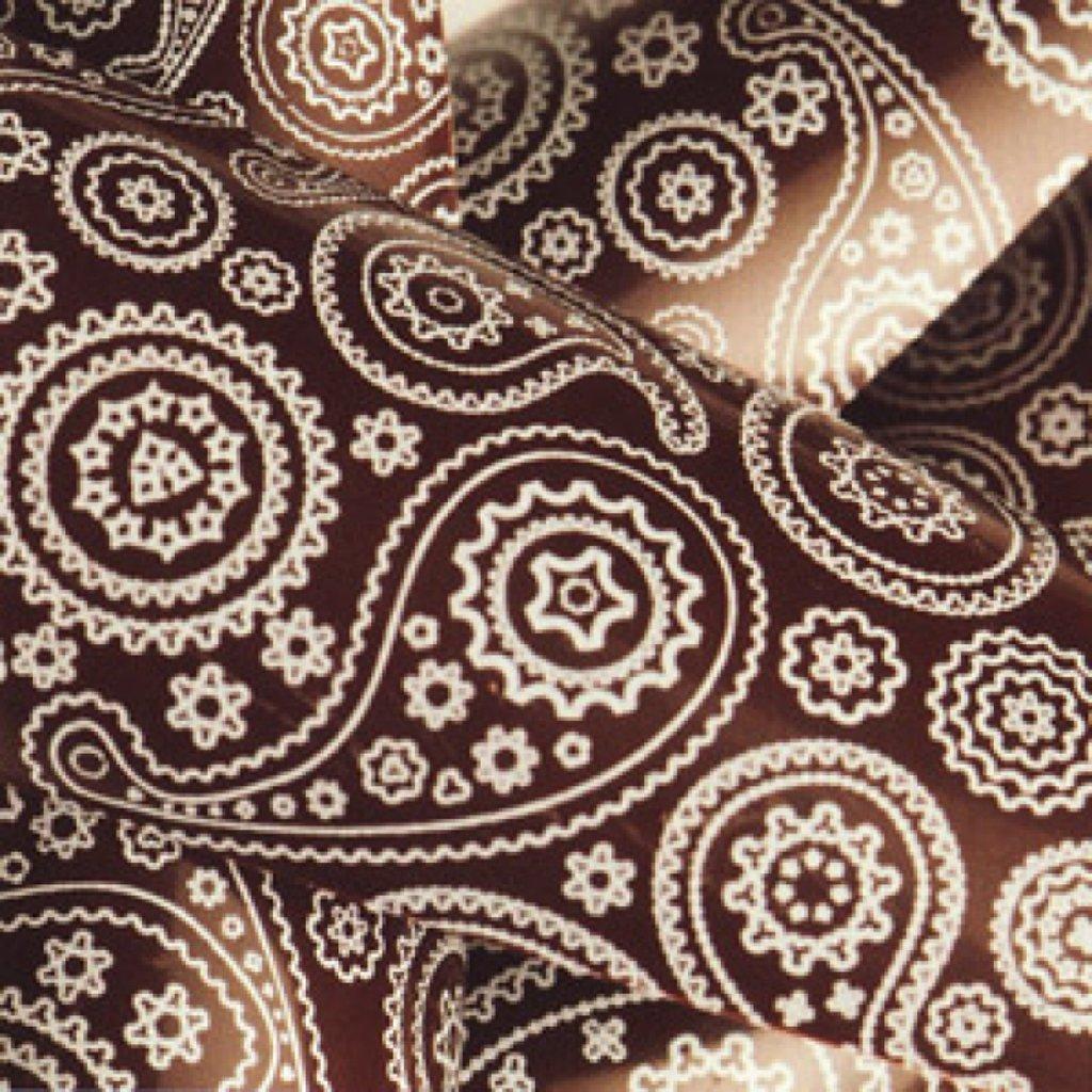Шоколадный декор: Декор шоколадный, узор огурцы в ТортExpress