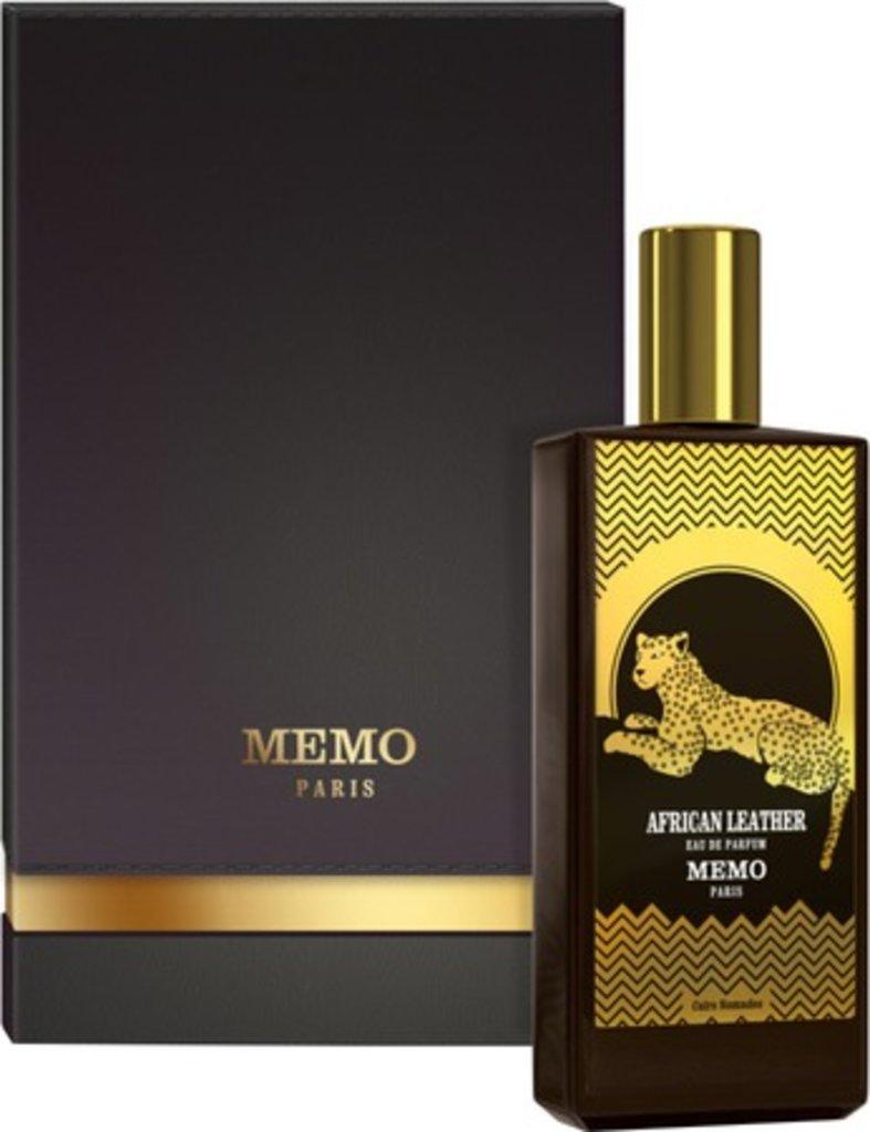 Memo (Мемо): Memo African Leather ( мемо Африкан Леже) edp 75ml в Мой флакон