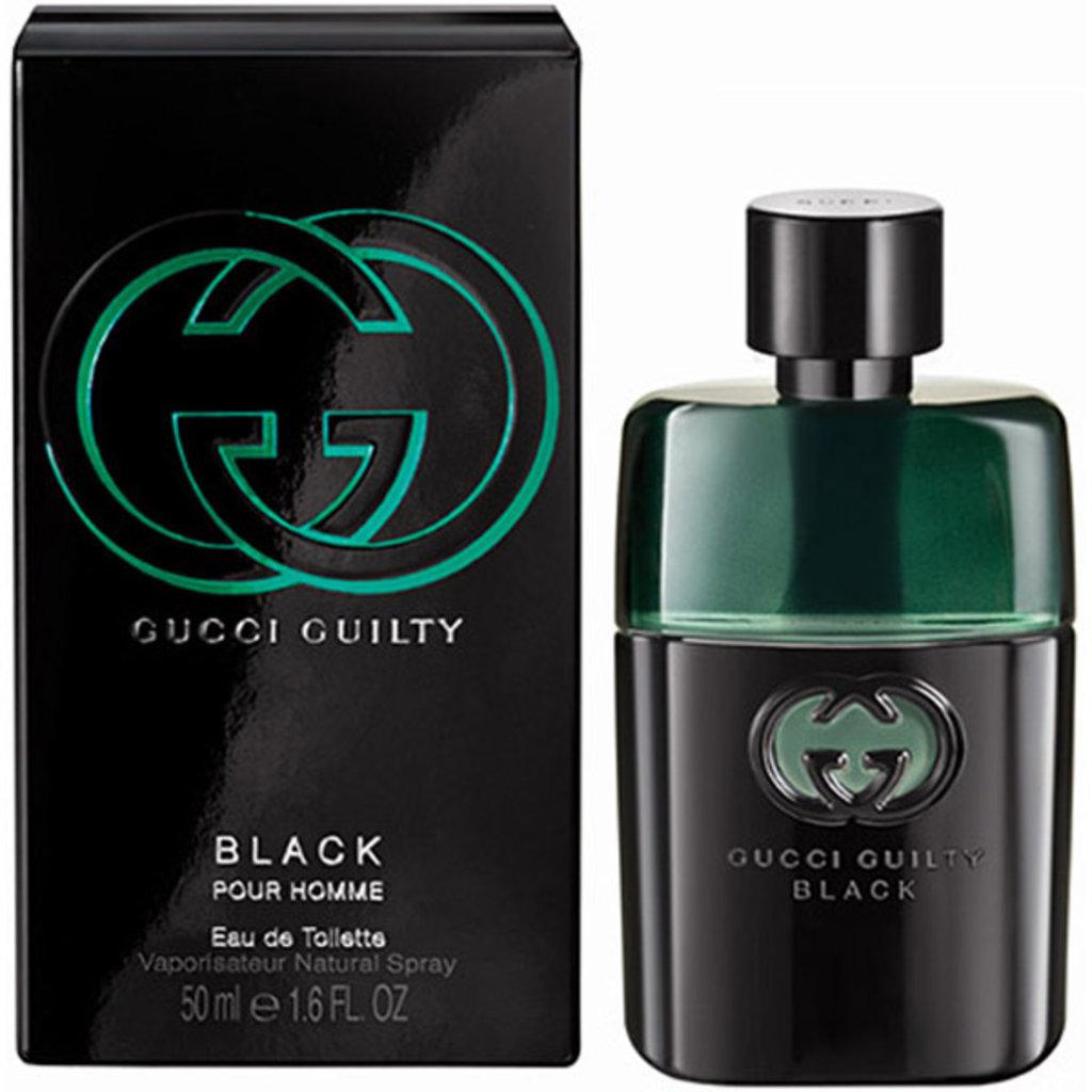 Gucci: Gucci Guilty Black edt Туалетная вода 30 | 50 | 90 ml в Элит-парфюм