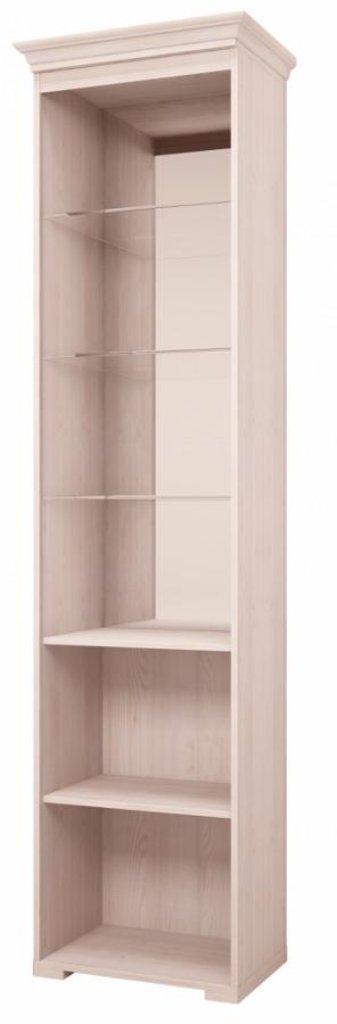 Буфеты и серванты: Шкаф для посуды 29 (без карниза) Афродита правый в Стильная мебель