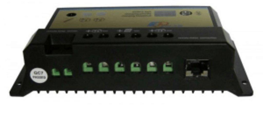 ШИМ контроллеры: Контроллер заряда EPSolar EPIPDB-COM в Горизонт