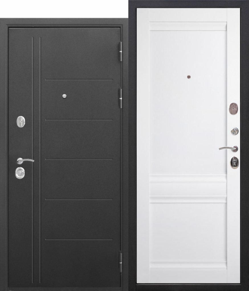 Двери завода Феррони: 10 см Троя Муар Аляска Царга в Модуль Плюс