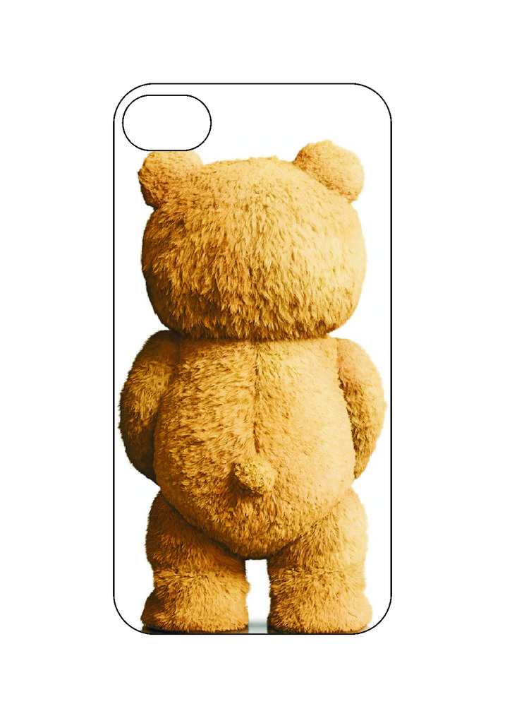 Выбери готовый дизайн для своей модели телефона: Teddy в NeoPlastic