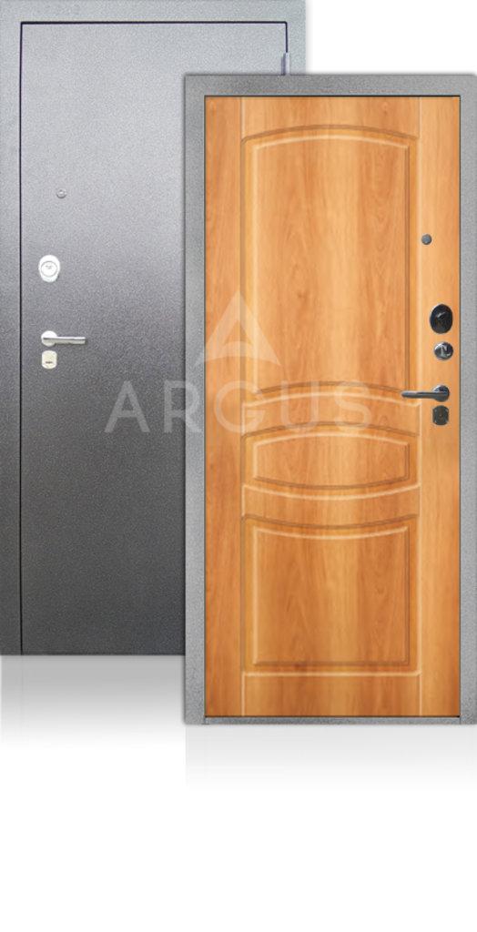 Двери Аргус: Дверь Аргус. Серия Люкс ПРО 2М. ДА-84. МОНАКО Миланский орех в Двери в Тюмени, межкомнатные двери, входные двери