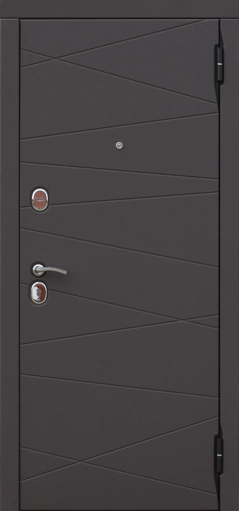 Входные двери (премиум)  от 90-110мм: Входная дверь  Верона 95мм в STEKLOMASTER