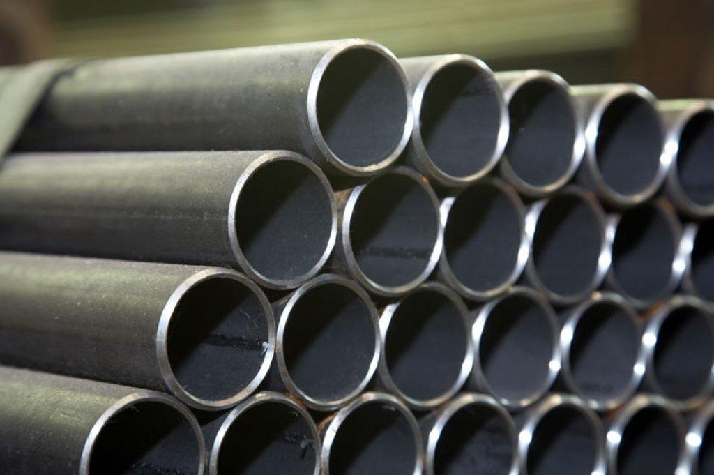Металлоконструкции и промздания: Труба железная в Магнит, ООО