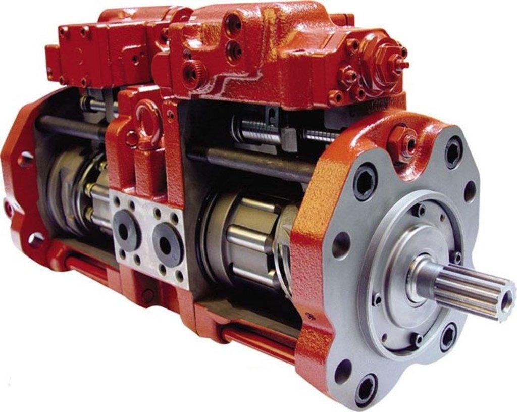 Гидравлическое оборудование: Ремонт гидромоторов в Гидросистемы