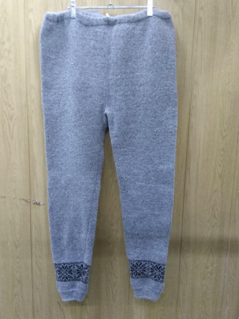 Одежда мужская, женская: Штаны теплые из козьей шерсти в Сельский магазин