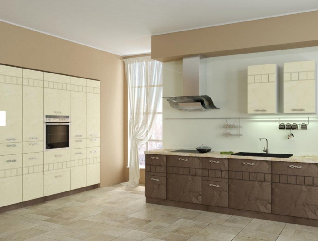 Кухни: модульная кухня Элегия в Уютный дом