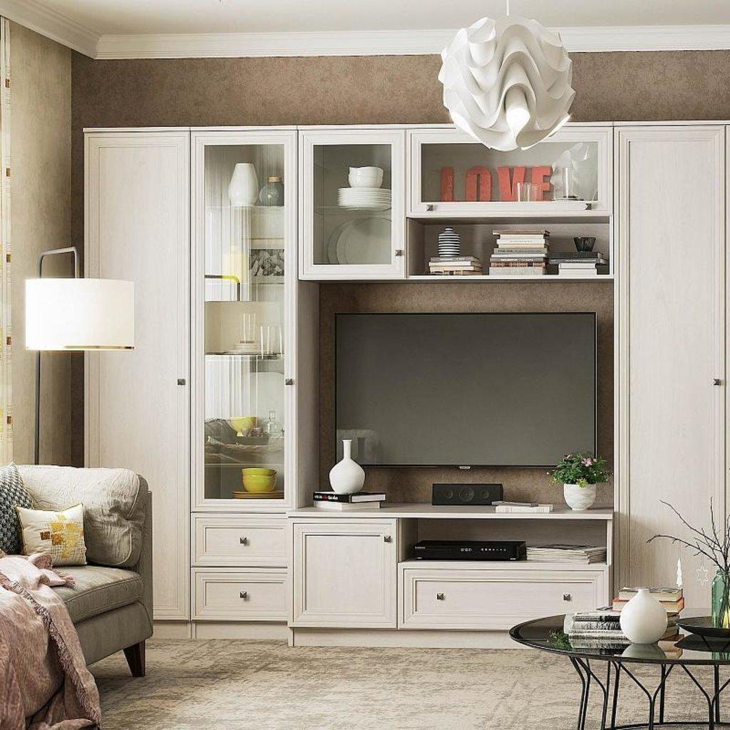 Шкафы для одежды и белья: Шкаф для белья Paola 8 в Стильная мебель