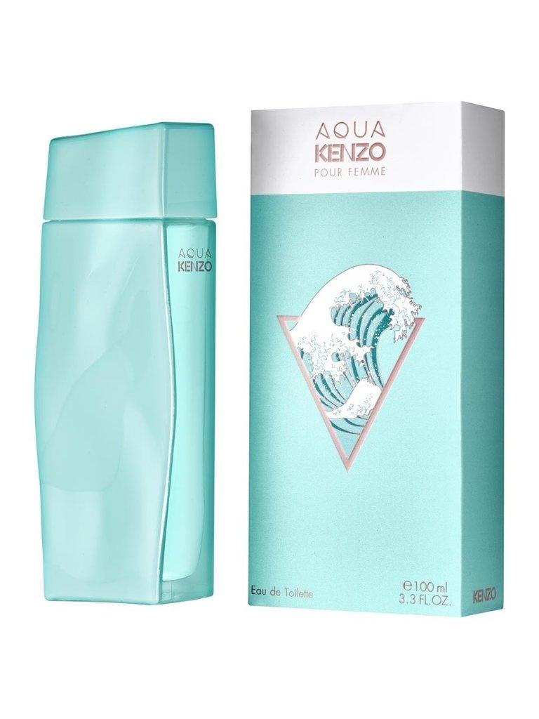Для женщин: Kenzo Aqua Туалетная вода жен 30 | 50 ml в Элит-парфюм