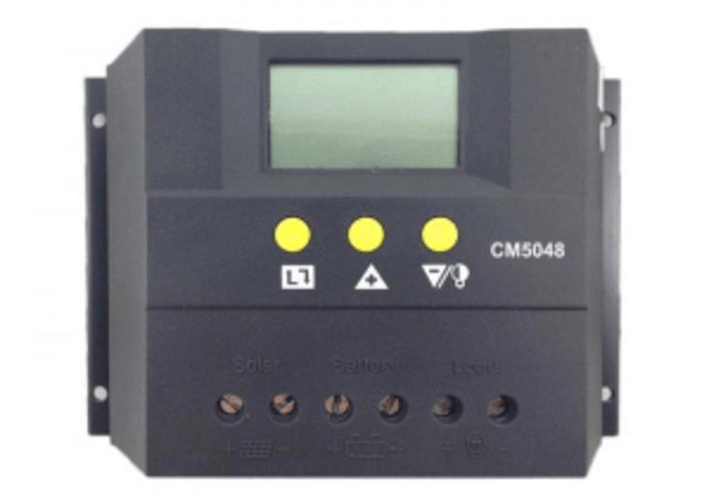 ШИМ контроллеры: Контроллер заряда JUTA CM5048 в Горизонт