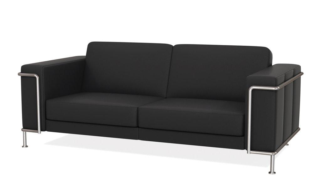 """Диваны: Офисный диван """"Пио"""" в Амадео"""