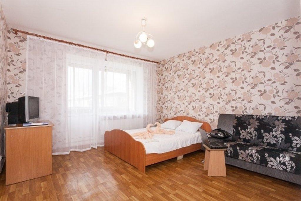 Однокомнатные квартиры: Однокомнатная квартира улица проспект Красноярский Рабочий, 165г (В) в Эдем