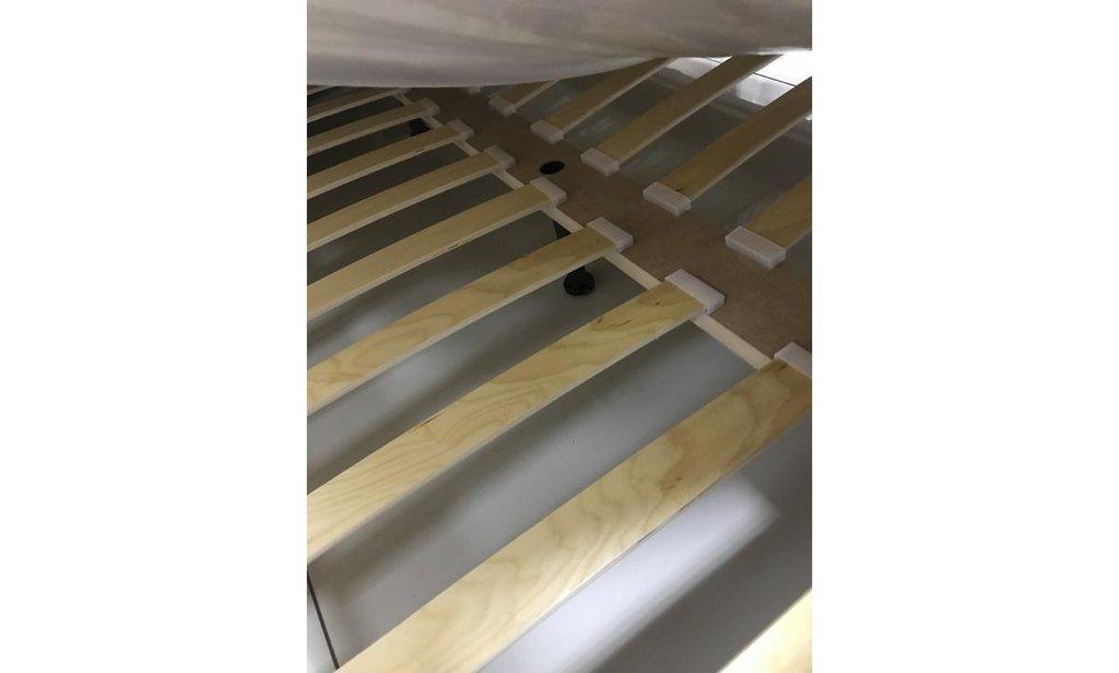Кровати: Комплектующие для кроватей под двухсторонний матрас (Ламели) в Уютный дом