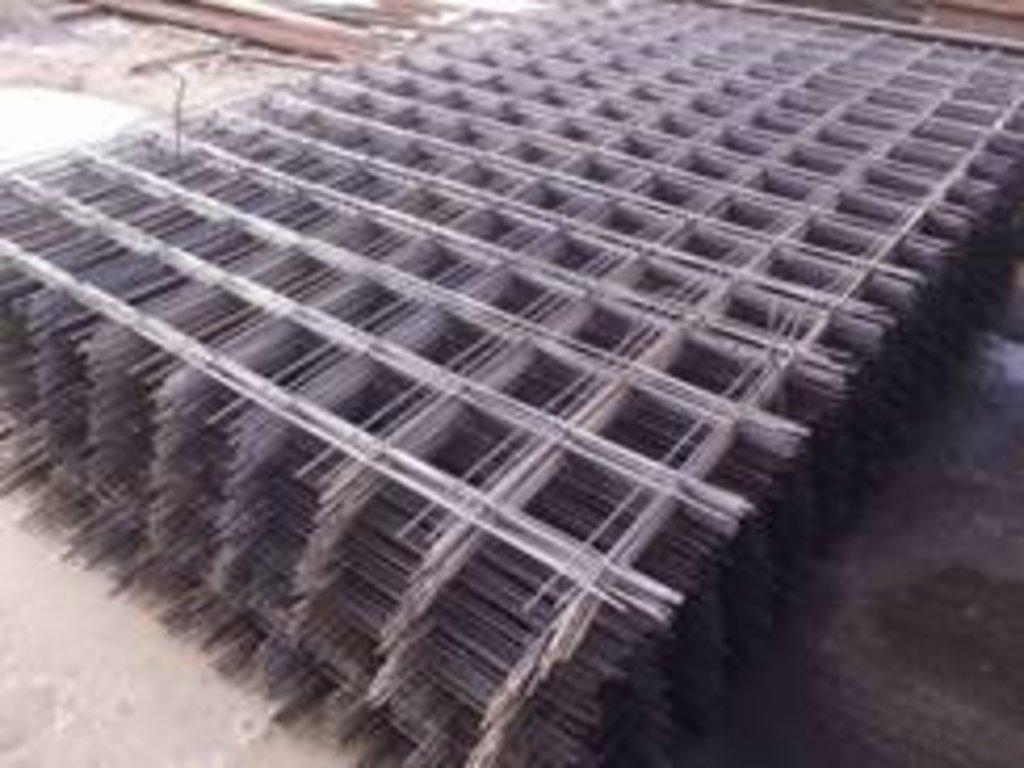 Металлоизделия строительного назначения, общее: Сетка кладочная (4) ячейка 100*100мм, размер 100*200см в 100 пудов